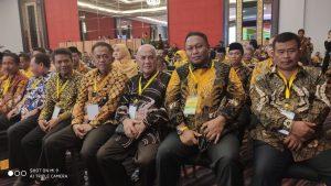 Keterangan Poto - Anggota fraksi Golkar ikut pendidikan politik di Jakarta
